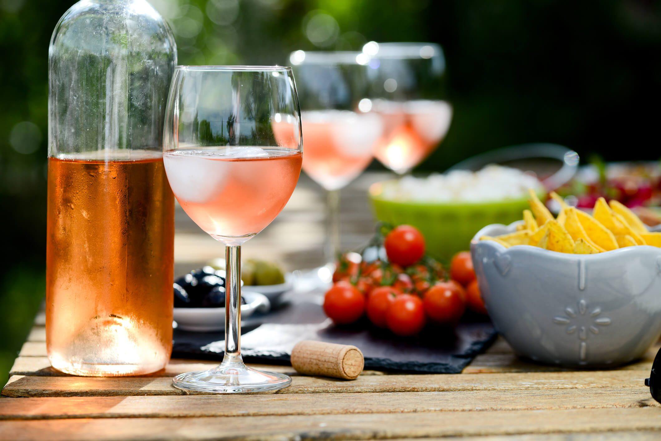 Quels vins boire avec vos recettes d'été ?